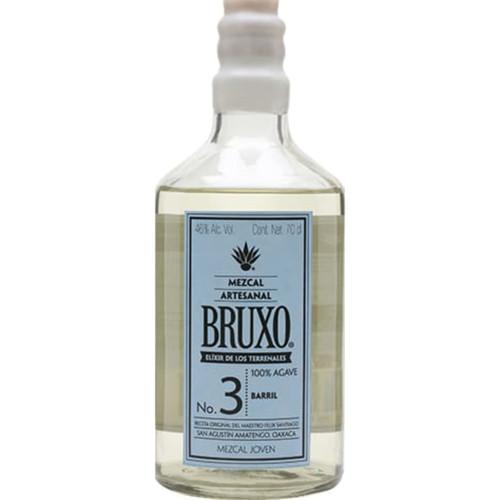 Bruxo No.3 Mezcal Barril