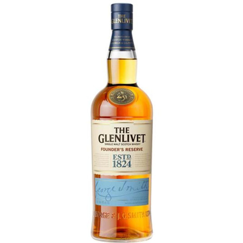 The Glenlivet Founder's Reserve Single Malt