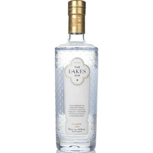The Lakes Classic Gin