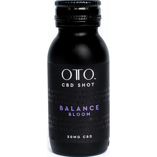 OTO CBD 50mg Balance Shot Pack of 12