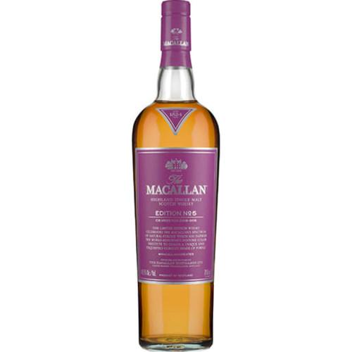 The Macallan Edition No.5