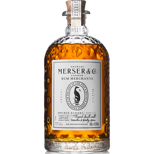 Merser & Co Double Barrel Rum