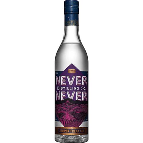 Never Never Juniper Freak Gin