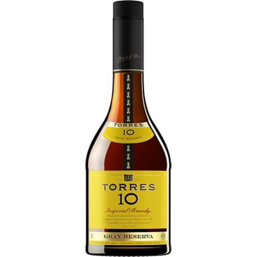 Torres 10 Gran Reserva Brandy