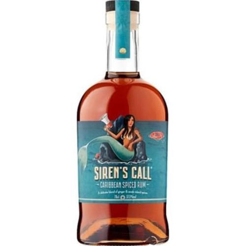 Siren's Call Caribbean Spiced Rum