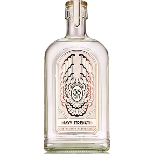 58 Gin Navy Strength