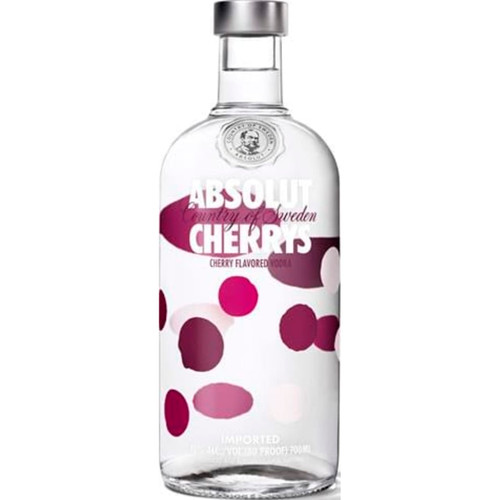 Absolut Cherrys Vodka