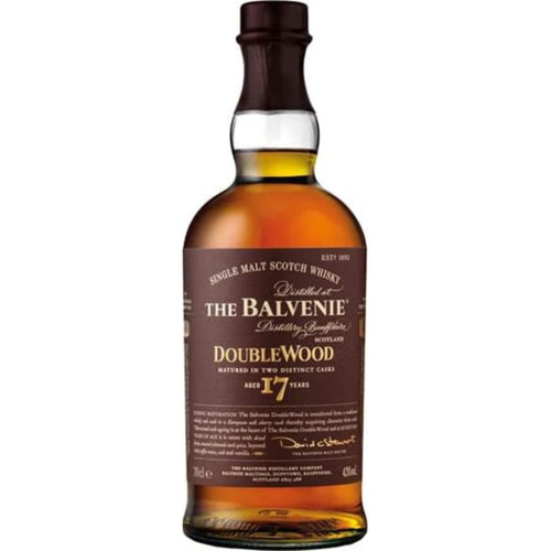 The Balvenie 17yo Doublewood Single Malt