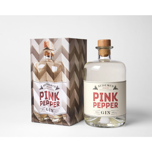Audemus Pink Pepper Gin Gift Pack