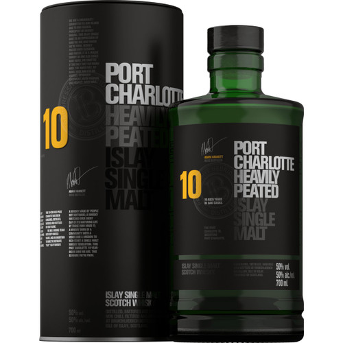 Bruichladdich Port Charlotte 10yo Single Malt