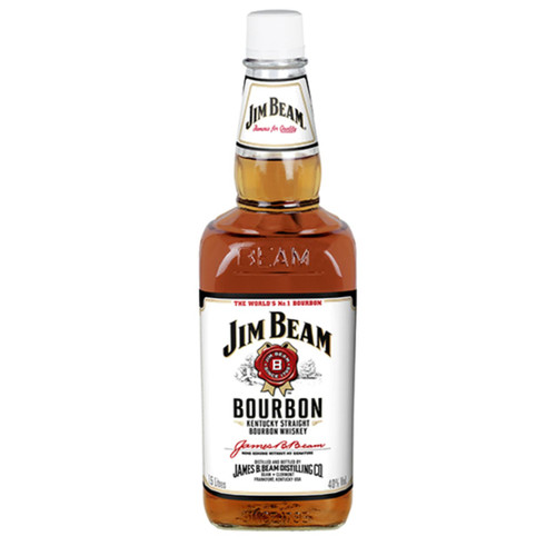 Jim Beam White Label Bourbon Magnum