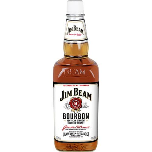 Jim Beam White Label Bourbon Magnum
