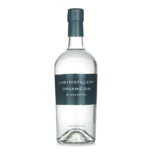 Mackmyra LAB Organic Gin