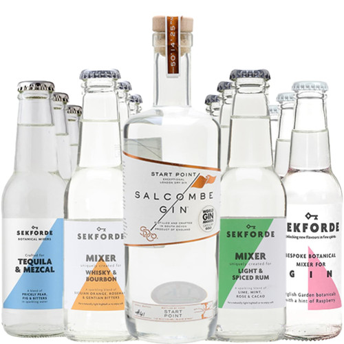 Salcombe Gin & Sekforde Bundle