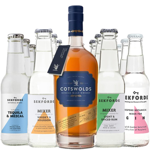Cotswolds Whisky & Sekforde Bundle