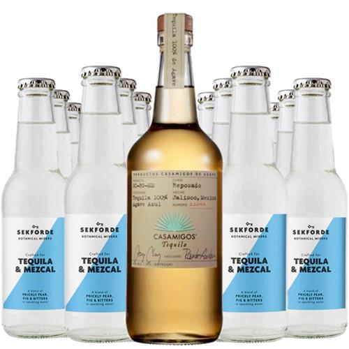 Casamigos Tequila & Sekforde Bundle