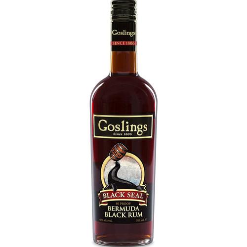 Gosling's Black Seal Dark Rum
