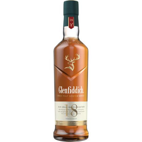 Glenfiddich 18yo Single Malt