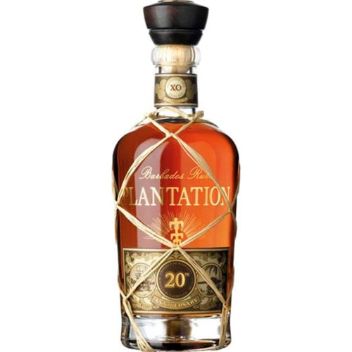 Plantation XO Rum 20th Anniversary Decanter