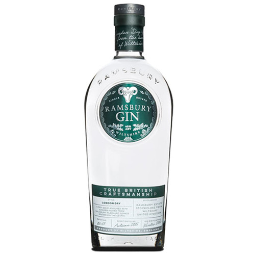 Ramsbury Single Estate Gin