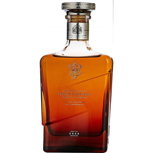 Johnnie Walker Private Collection 2016