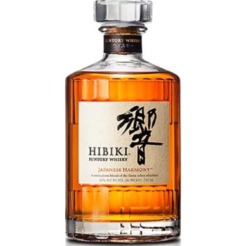 Suntory Hibiki Japanese Harmony Whisky
