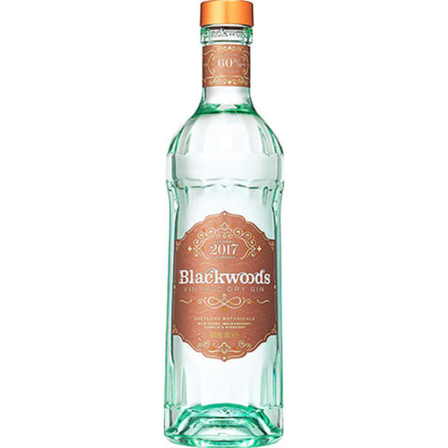 Blackwoods 60pc Gin