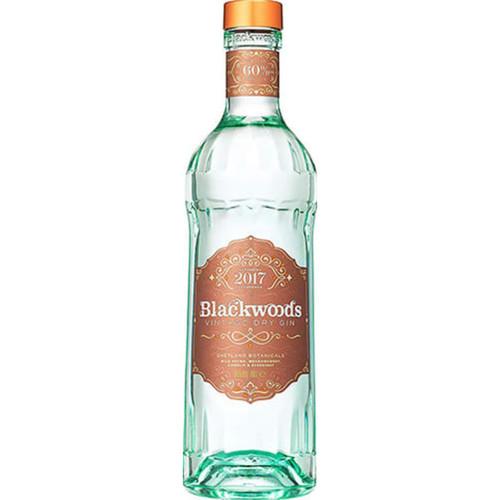 Blackwoods 60pc Gin
