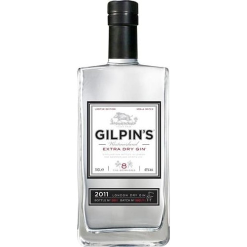 Gilpin's Westmorland Extra Dry Gin