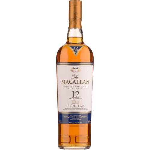 The Macallan 12yo Double Cask Single Malt
