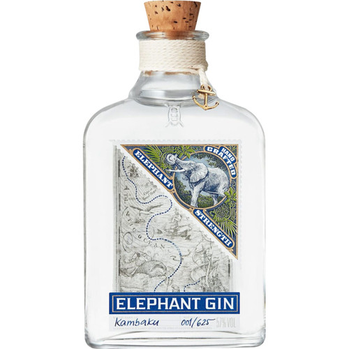 Elephant Gin Elephant Strength