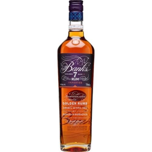 Banks 7 Island Rum