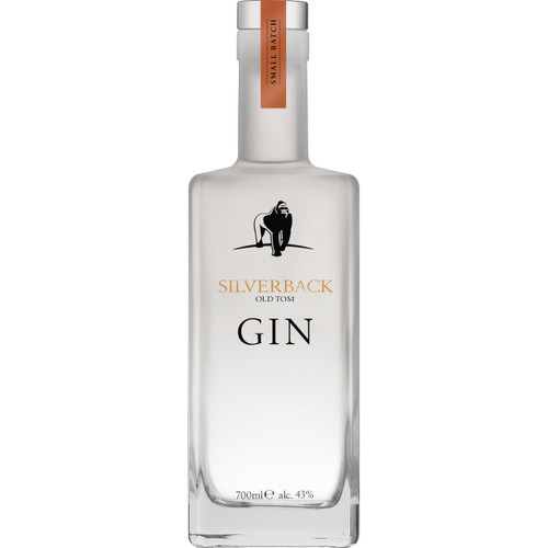 Gorilla Silverback Old Tom Gin