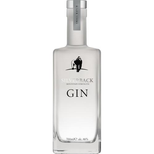 Gorilla Silverback Mountain Strength Gin