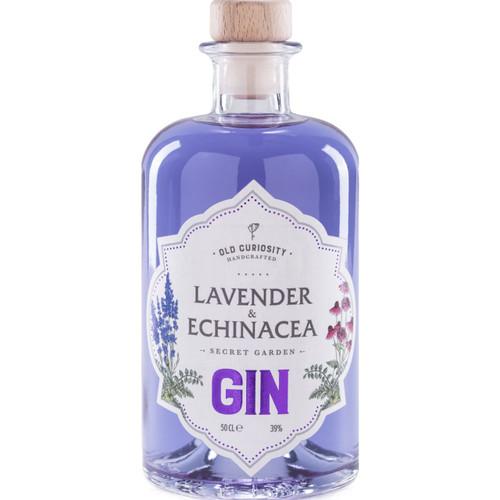 Old Curiosity Lavender & Echinacea Gin