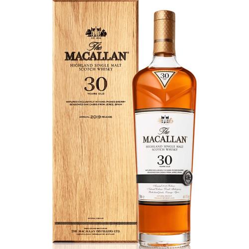 The Macallan 30yo Sherry Single Malt