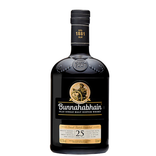 Bunnahabhain 25yo Single Malt