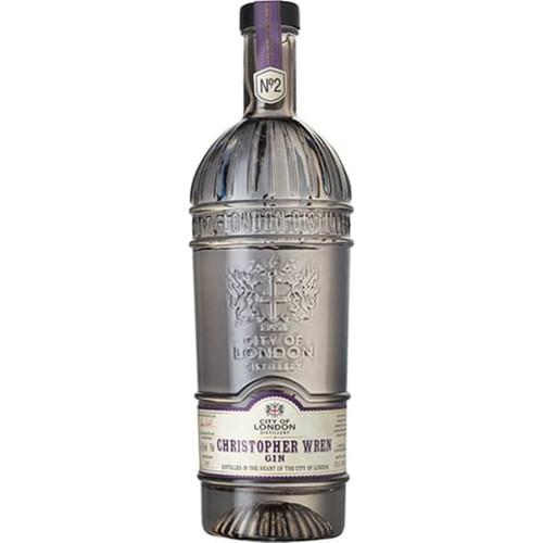 City of London Sir Christopher Wren Gin