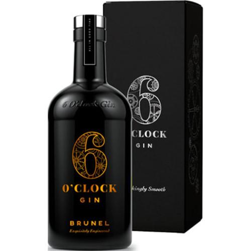 6 O'Clock Brunel Edition Gin