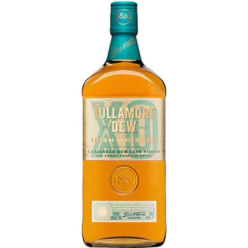 Tullamore Dew XO Rum Cask Finish Whiskey