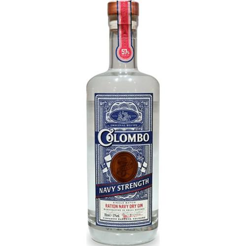 Colombo No. 7 Navy Strength Gin