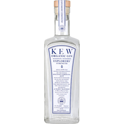 Kew Organic Gin - Explorer's Strength Gin