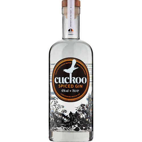 Cuckoo Spiced Gin