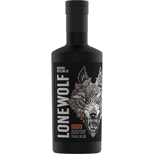 LoneWolf Gunpowder Gin