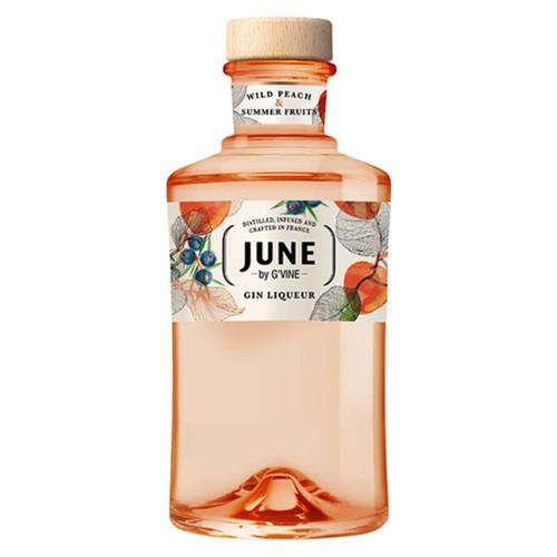 G'Vine June Peach Gin Liqueur