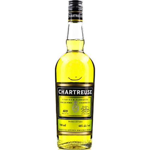 Chartreuse Yellow