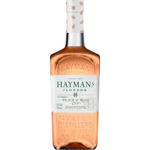 Hayman's Peach & Rose Cup