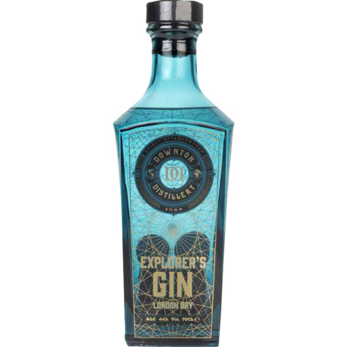 Downton Explorer's Gin