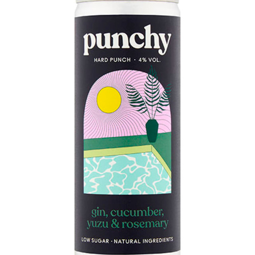 Punchy Hard Punch (First Dip)