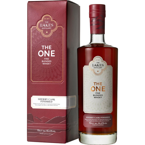 The Lakes The One Sherry Cask Finish